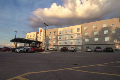 Super 8 Hotel Addition
